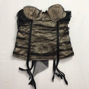 NEW Fredericks of Hollywood Ladies Lingerie Corset